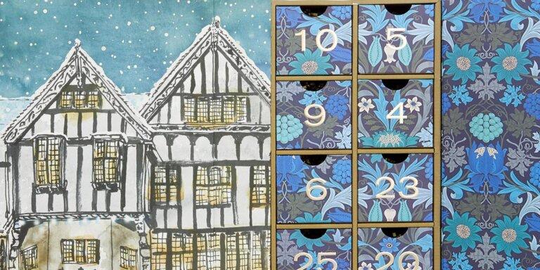 Echolution case study: Liberty of London beauty advent calendar
