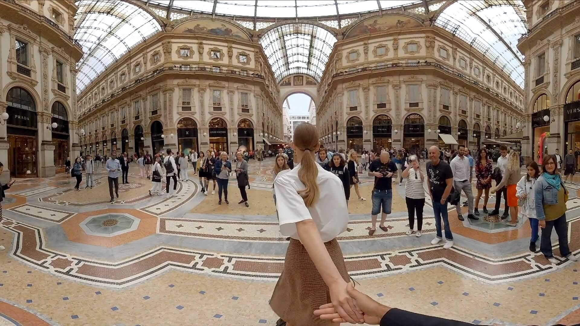 Luxury retail's virtual pivot